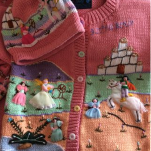 Sleeping Beauty Sweater