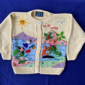 Little Mermaid Sweater