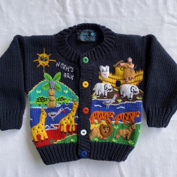 Noahs Ark Sweater