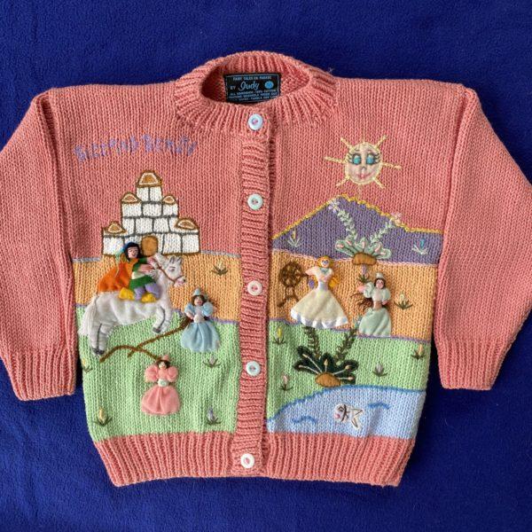 Sleeping Beauty Sweater