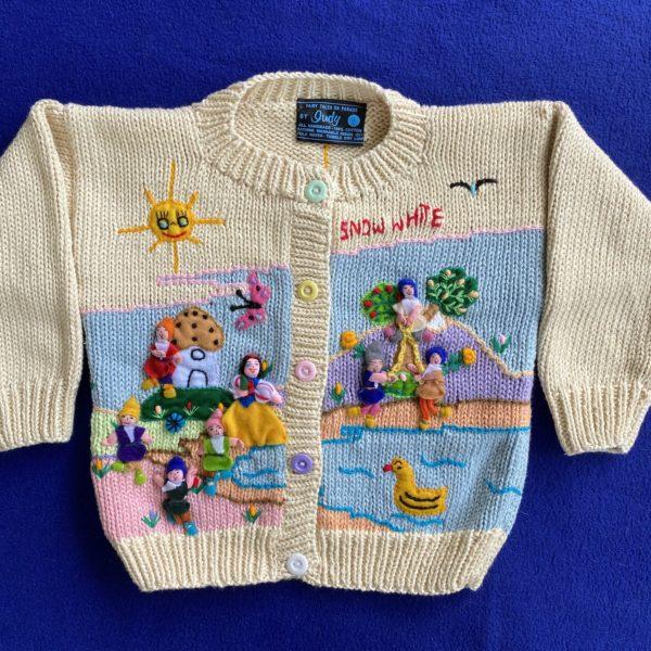 Snow White Sweater